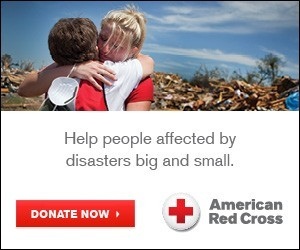 Mobile Ad for donations