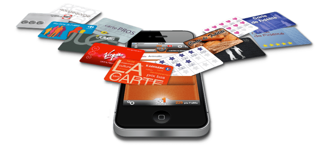 Mobile loyalty cards