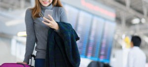 Geofencing airports