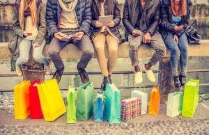 retail marketing using mobile