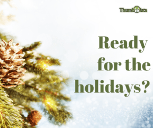 Reaching Holiday shoppers with thumbvista